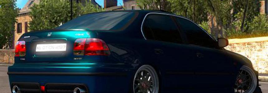 Honda Civic iES v6.0 1.38