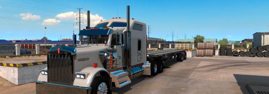 Kenworth W900 by Slava1 updated 1.38
