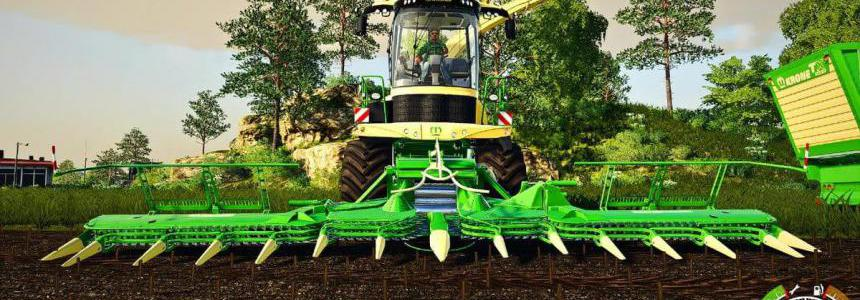Krone EasyCollect 1053 v1.0.0.0