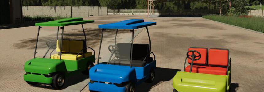 Lizard Golf Cart v1.0.0.0