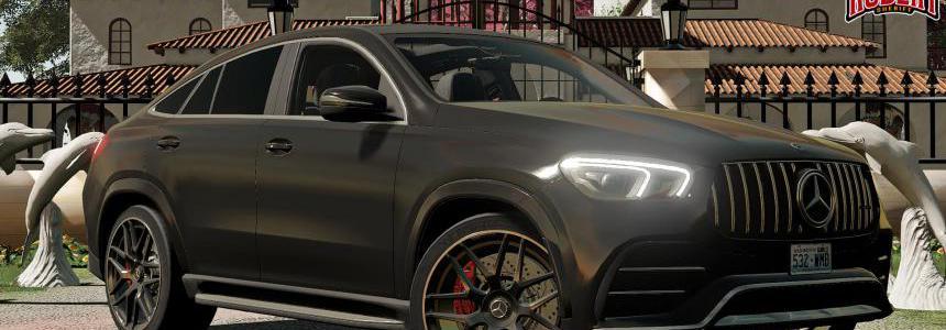 Mercedes Gle Coupe 2020 v1.0