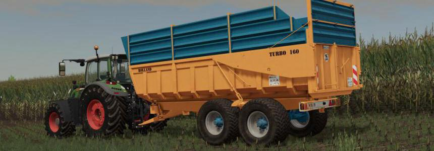Rolland Turbo 160 v1.0.0.0