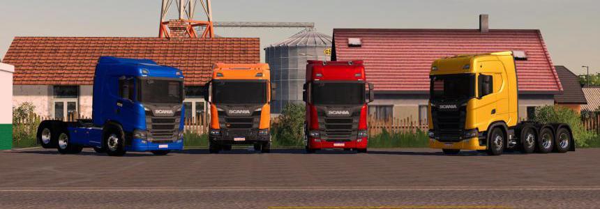 Scania Pack v6.0