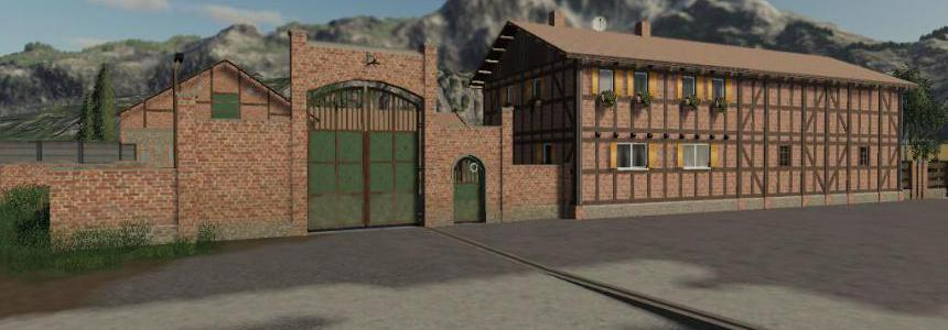 Timbered Farm Extensions v1.0.0.0