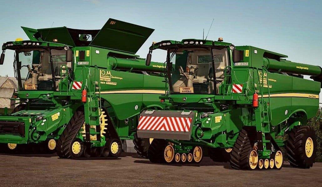 John Deere S600 Series New v1.0