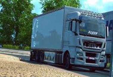 MAN TGX Euro6 Thermo Truck 1.38.x