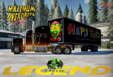 TRAILER HAPPY TOYS v2.0.0.0