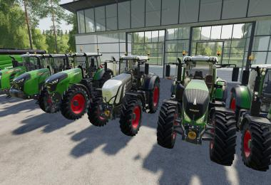 FS19 FENDT PACK v1.0.5