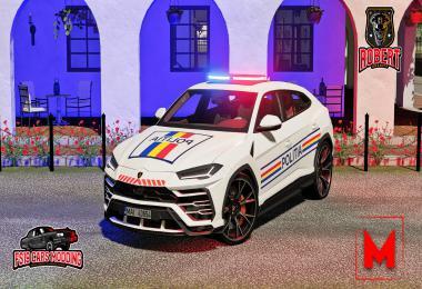 Lamborghini Urus Politia v1.0