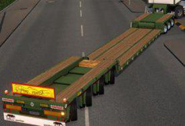 Roadhunter Lowloader Trailer Pack 1.38