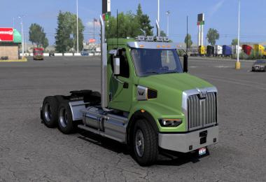 Western Star 49X Reworked v1.1 1.38 - 1.39