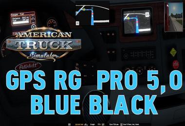GPS RG PRO Blue BLACK v5.0