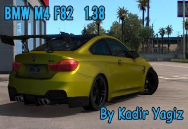 [ATS] Bmw M4 V4.1 -Upgrade- 1.38.x