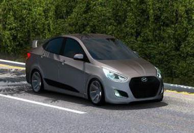 [ATS] Hyundai Accent Blue 2010 v5.0 1.38.x