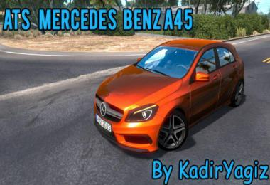 Mercedes Benz A45 v1.0 -upgrade- 1.38.x