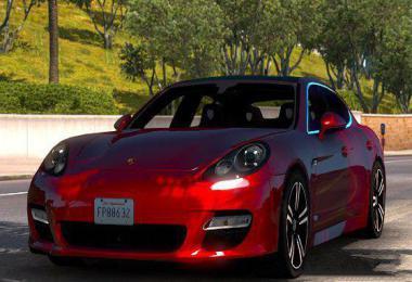 [ATS] Porsche Panamera v4.0 1.38.x