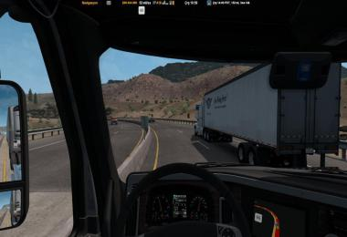 [ATS] Tuned Traffic Pack Speed v1.0