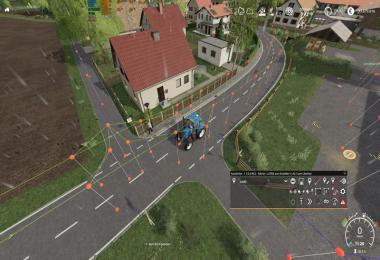 Autodrive Course for Ellerbach 1.4 v0.8 Beta