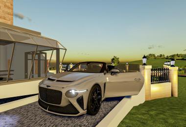 Bentley Mulliner Bacalar 2021 v1.0.0.0