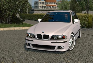 BMW M5 E39 by BurakTuna24 1.38.x