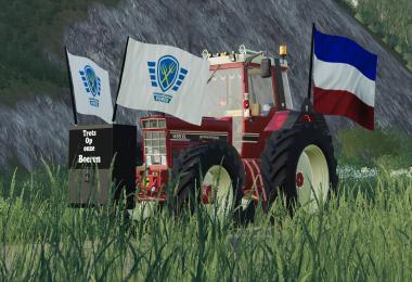 Boeren Protest vlaggen v1.0