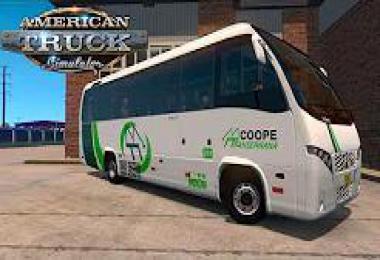 Bus Mod Volare W9 Micro MB ATS 1.38