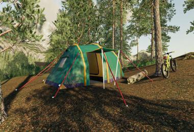 Camping Tent v1.0.0.0
