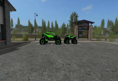 Can-Am XMR pack v1.0.0.0
