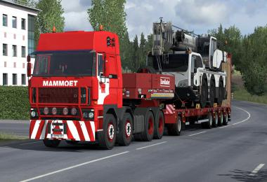 DAF F241 series by XBS v1.4