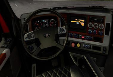Dark Interior for Western Star 49X v1.0