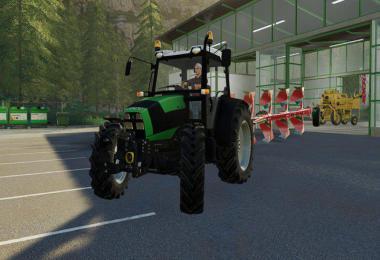 DEUTZ FAHR AGROFARM 430 v1.0.0.0