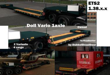 Doll Vario 1axle v1.2 1.38