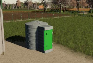 Double Walled Fuel Tank v1.0.0.0