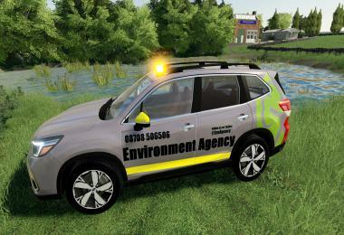 Environment Agency Car v1.0.0.0