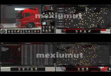 ProMods 2.50 Save Game for 1.38
