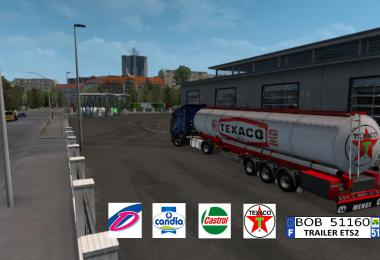 ETS2 Pack Citernes By BOB51160 v1.0.0.0