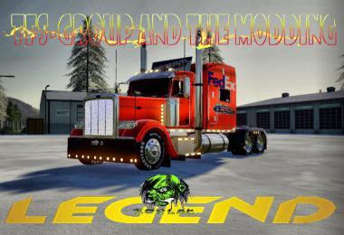 FedEx American Road Truck v2.0.0.0