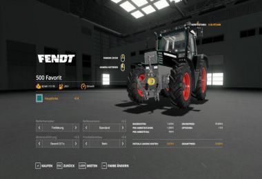 FENDT PACK FM v2.2.0.0