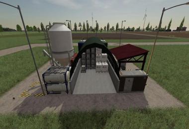 Fertilizer And Liquidfertilizer Production v1.0.0.1