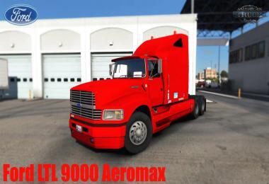 Ford LTL 9000 Aeromax 1.38