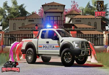 Ford Raptor Politia v1.0