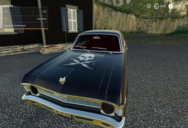 FS19 Death Proof Nova v1.0.0.0