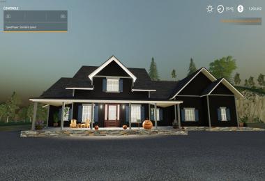 FS19 Halloween House v1.0.0.0