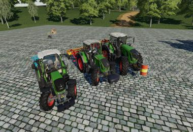 FS19 Implements from FS2009 v1.0.0.0