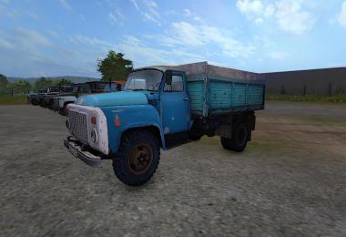 GAZ-53 Bort v1.0.0.0