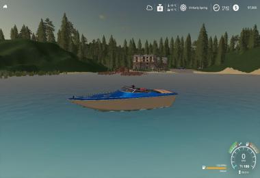 Goldcrest valley marina (boat compatible) v2.0