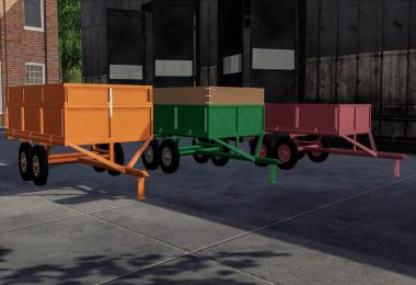 Homemade Small Trailer v1.0.0.0