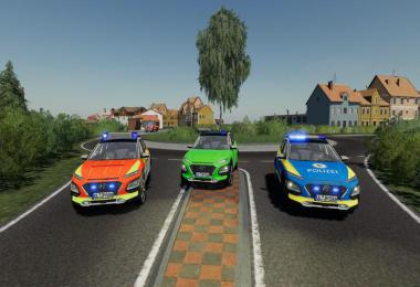 Hyundai Kona police and ambulance v1.0.0.0