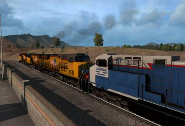 Improved Trains v3.6 for ATS 1.39.0.78s beta