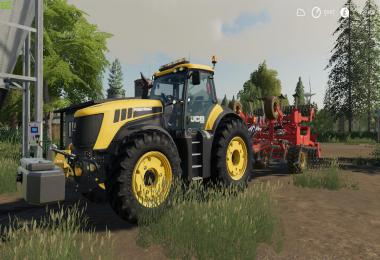 JCB Fast Trac 8000 by Stevie